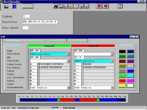 Orari Giornalieri: mantenendo un layout simile alle altre sezioni di configurazione, offre la possibilità di manipolare facilmente la costruzione dei vari orari giornalieri in tutta la loro flessibilità